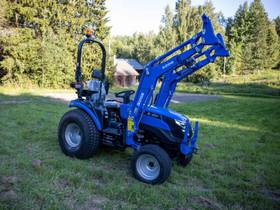 Solis 26 HST 4WD traktori, Maatalouskoneet, Työkoneet ja kalusto, Oulu, Tori.fi