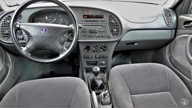 Saab 9-3 2,0t, 110 kw 9