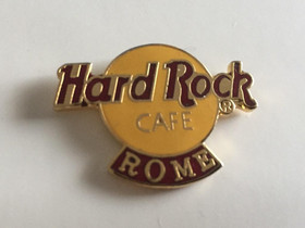 Hard Rock Cafe Rooma -pinssi, Muu keräily, Keräily, Tornio, Tori.fi
