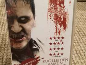 VHS: Kuolleiden Aamunkoitto ( Dawn of the Dead ), Elokuvat, Espoo, Tori.fi