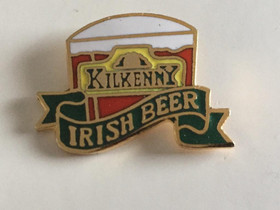 KILKENNY Irish Beer -olutpinssi, Muu keräily, Keräily, Tornio, Tori.fi