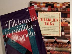 2 kpl tilkkutyökirjaa, Käsityöt, Lapua, Tori.fi