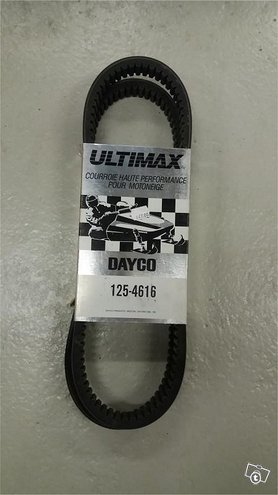 Dayco Ultimax 125-4616 Hihnoja