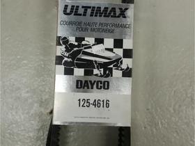Dayco Ultimax 125-4616 Hihnoja, Muut motovaraosat ja tarvikkeet, Mototarvikkeet ja varaosat, Harjavalta, Tori.fi