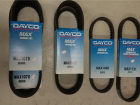 Dayco MAX Hihnoja eri hintaisia, Muut motovaraosat ja tarvikkeet, Mototarvikkeet ja varaosat, Harjavalta, Tori.fi