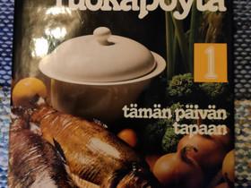 Ruoka kirja, Muut kirjat ja lehdet, Kirjat ja lehdet, Varkaus, Tori.fi