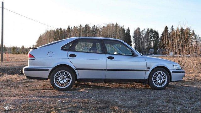 Saab 9-3 2,0t, 110 kw