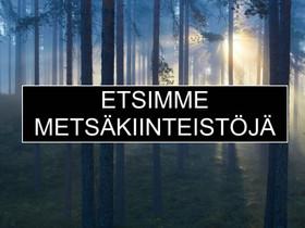 Metsät, Metsätilat ja maatilat, Mikkeli, Tori.fi