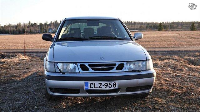 Saab 9-3 2,0t, 110 kw 5