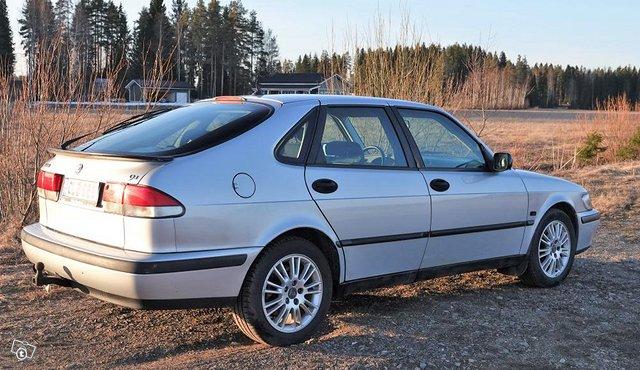 Saab 9-3 2,0t, 110 kw 2