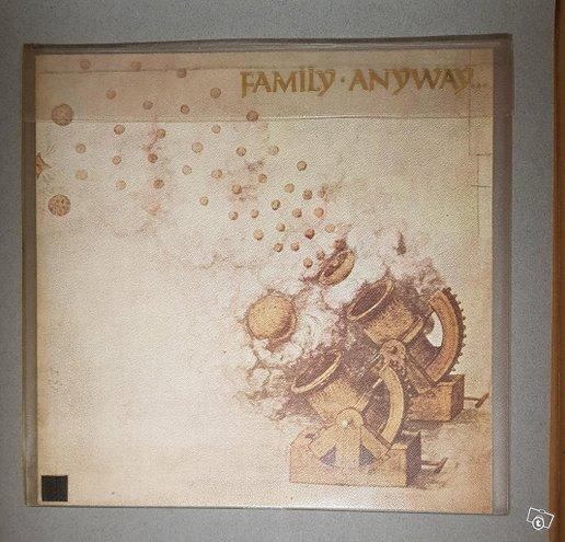 Family - Anyway LP