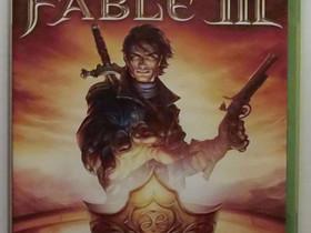Fable 3, Pelikonsolit ja pelaaminen, Viihde-elektroniikka, Mänttä-Vilppula, Tori.fi