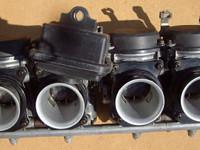 Honda CBR900RR Kaasarit Imukaulat+Imutorvet