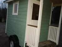 Mobiilisauna,kärrysauna, siirrettävä sauna sauna