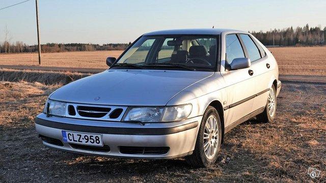 Saab 9-3 2,0t, 110 kw 6