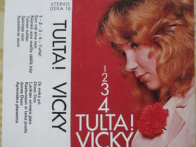 Virve Rosti - Tulta Vicky - C-kasetti, Musiikki CD, DVD ja äänitteet, Musiikki ja soittimet, Kangasala, Tori.fi