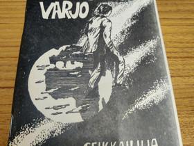 Salaisuuden varjo, Sarjakuvat, Kirjat ja lehdet, Pori, Tori.fi