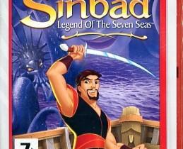 Sinbad Legend Of The Seven Seas PC Uusi/Muoveissa, Pelikonsolit ja pelaaminen, Viihde-elektroniikka, Tampere, Tori.fi