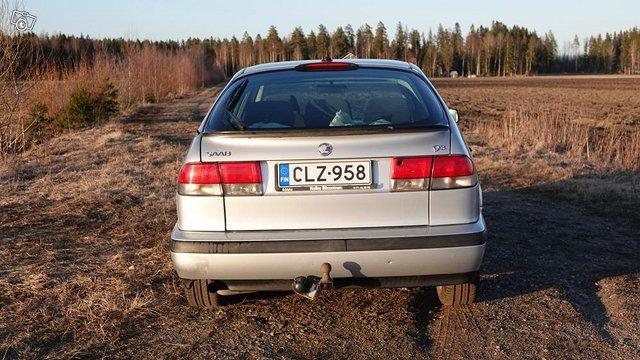 Saab 9-3 2,0t, 110 kw 3