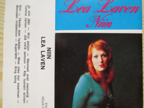 Lea Laven - Niin - C-kasetti, Musiikki CD, DVD ja äänitteet, Musiikki ja soittimet, Kangasala, Tori.fi