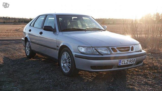 Saab 9-3 2,0t, 110 kw 4