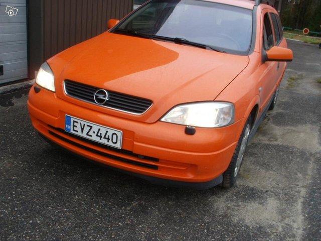 Opel ASTRA 1.6 I farmari,2004,k.8/2020 2