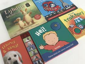 Lastenkirjoja 5 kpl, Lastenkirjat, Kirjat ja lehdet, Kangasala, Tori.fi