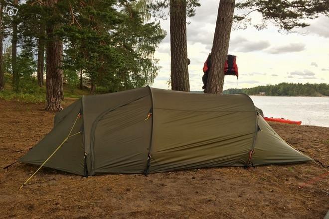 3 hengen teltta Helsport Fjellheimen 3 Camp Pro