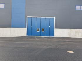 Door-Team Taitto-ovi 4000x4000, Ikkunat, ovet ja lattiat, Rakennustarvikkeet ja työkalut, Pori, Tori.fi