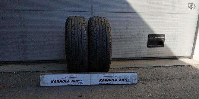 "195/55 R16"" käytetty rengas Bridgestone"