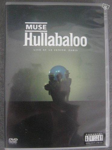 Muse Hullabaloo tupla-dvd, Imatra/posti