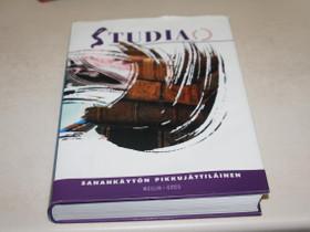 STUDIA Sanankäytön pikkujättiläinen, Muut kirjat ja lehdet, Kirjat ja lehdet, Merikarvia, Tori.fi