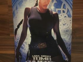 Angelina Jolie juliste Tomb Raider, Muu keräily, Keräily, Espoo, Tori.fi