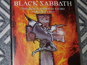 Black Sabbath - The Black Sabbath Story Volume 2, Musiikki CD, DVD ja äänitteet, Musiikki ja soittimet, Tampere, Tori.fi