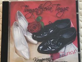 Tungetteleva tango CD Kampraattikuoro , Musiikki CD, DVD ja äänitteet, Musiikki ja soittimet, Oulu, Tori.fi