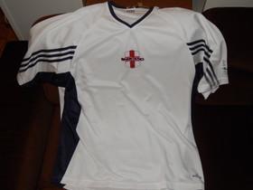 Englanti Euro 2004 pelipaita, Jalkapallo, Urheilu ja ulkoilu, Helsinki, Tori.fi