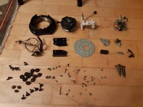Hajonnut Technics SL-1200MK2 varaosiksi, Audio ja musiikkilaitteet, Viihde-elektroniikka, Helsinki, Tori.fi