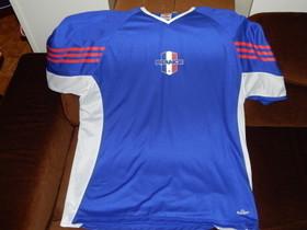 Ranska Euro 2004 pelipaita (koko XL), Jalkapallo, Urheilu ja ulkoilu, Helsinki, Tori.fi