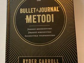 Bullet Journal -metodi -kirja, Harrastekirjat, Kirjat ja lehdet, Tampere, Tori.fi