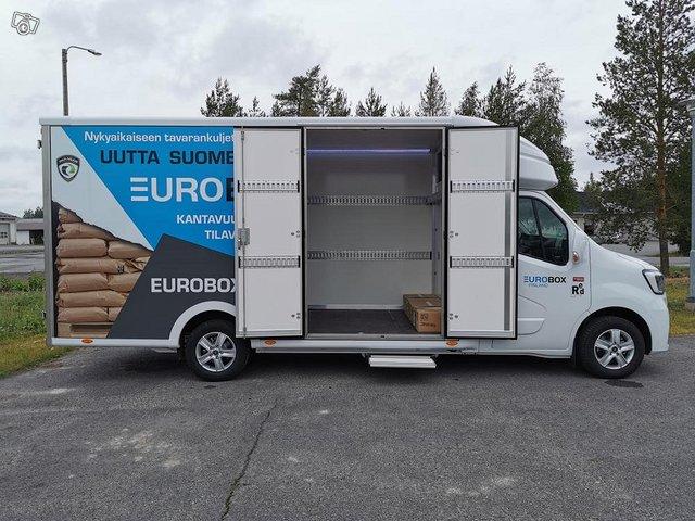 Renault Master Eurobox XXL 9