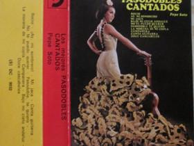 Pepe Soto - Pasodobles Cantados - C-kasetti, Musiikki CD, DVD ja äänitteet, Musiikki ja soittimet, Kangasala, Tori.fi