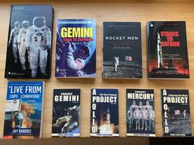 NASA avaruuslentoaiheisia kirjoja, Muut kirjat ja lehdet, Kirjat ja lehdet, Helsinki, Tori.fi