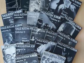 Kalle Kustaa Korkki, Lehdet, Kirjat ja lehdet, Mikkeli, Tori.fi
