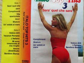 Italo Top Hits 3 - C-kasetti, Musiikki CD, DVD ja äänitteet, Musiikki ja soittimet, Kangasala, Tori.fi