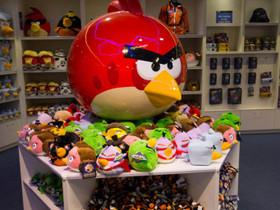 Suurikokoinen Angry Birds lintu jalustalla, Muu keräily, Keräily, Helsinki, Tori.fi