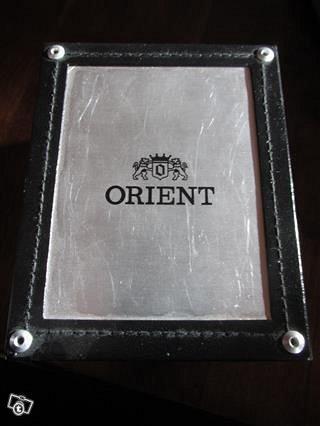 Orient miesten rannekello