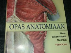 Opas anatomiaan kirja, Oppikirjat, Kirjat ja lehdet, Vantaa, Tori.fi