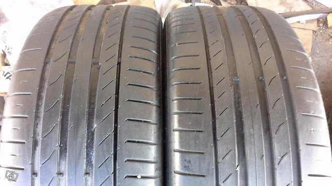 Continental SportContact5P 98Y DOT13 MO 6-7mm 2kpl