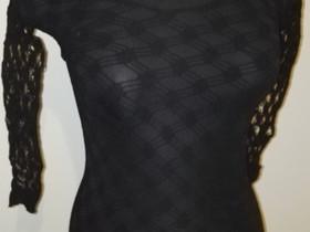 Myynti musta verkkopaita koko S-XL, Vaatteet ja kengät, Joensuu, Tori.fi