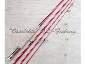 "Perhovapa Ossilehti Fishing® Red Whip 8'1"" LW 5, Kalastus, Oulu, Tori.fi"